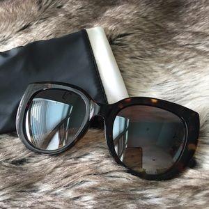 Quay Australia St Capri Tortoise Sunglasses